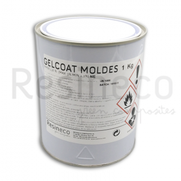 Gelcoat NEGRE MOTLLES ISO /...