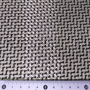 CARBON HYBRID FABRIC WITH...