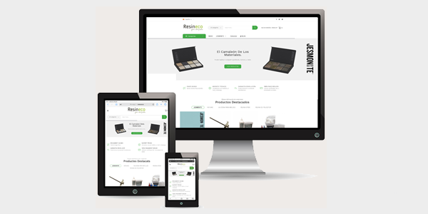 RESINECO reinvent the website